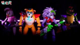 《佛雷迪的五夜驚魂:安全漏洞》釋出實機遊玩影片 在 PS5 上感受極致的 JUMPING SCARE