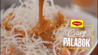 How to Cook Crispy Palabok with MAGGI