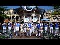 MARCHING BAND ON MAIN STREET USA   Disneyland Paris - Jungle Book Medley
