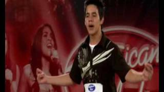 David Archuleta- American Idol Audition- Italian