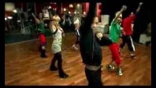 """UPA DANCE """" Contigo my baby"""" Vídio Oficial"""