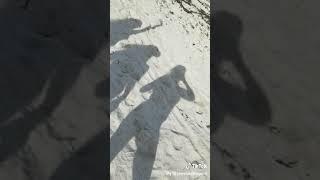 Strike a pose fun at the beach