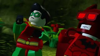 Lego Batman The Video Game The Poisonous Appointment