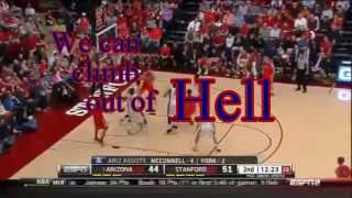 Arizona Wildcats Basketball - Inch by Inch