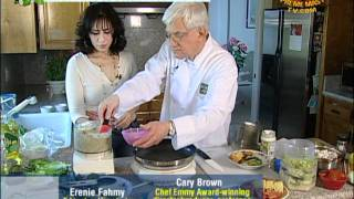 "Colorful Cuisines With Chef Cary Brown: Vegan ""ceviche,"" ""tuna"" Salad, And ""bouillabaisse"""