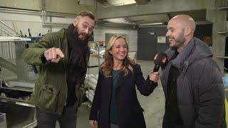 Självsäkert Italien inför mötet mot Sverige - TV4 Sport