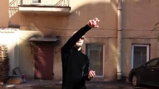 #17. Обратный робот (видео уроки по жонглированию от ПГ)