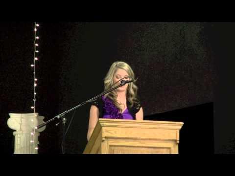 Escondido Adventist Academy 2012 Class Night Clip