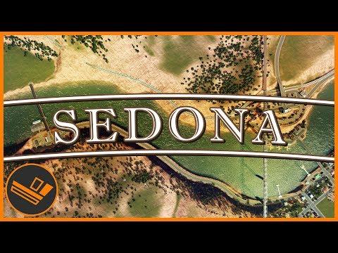 Sedona - Part 23 | RIVERSIDE (Cities: Skylines)