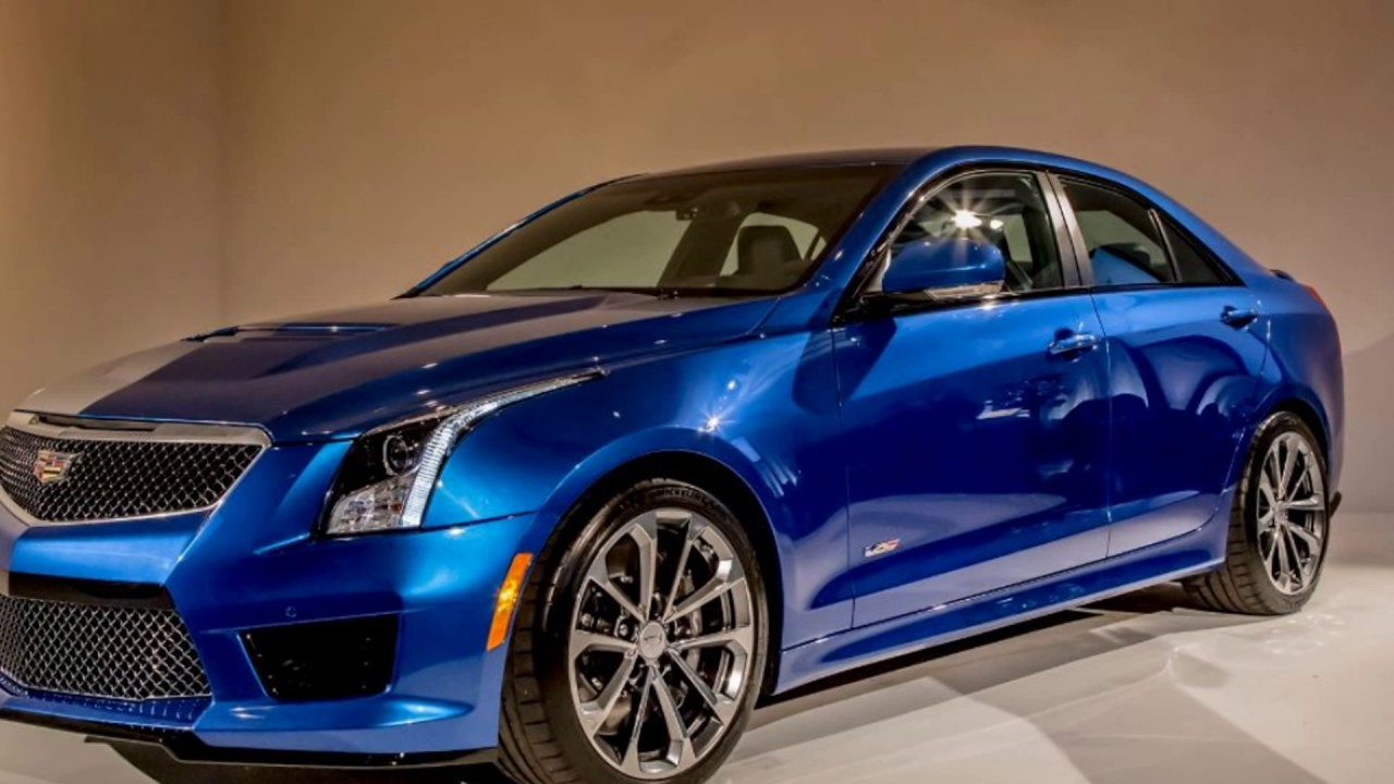 Luxury New 2018 Cadillac Ats V Coupe