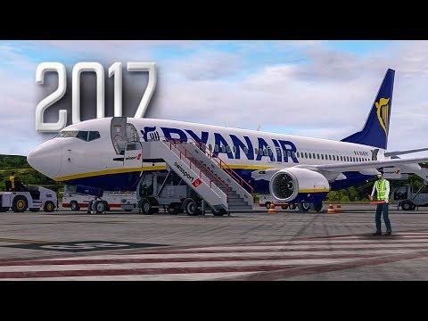 New Flight Simulator 2017 - P3D 4.1 [Ultra Realism]