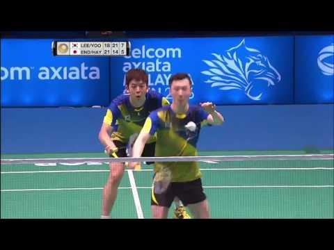 Best of Badminton Classics E6: Lee Yong-dae/Yoo Yeon-seong 2016