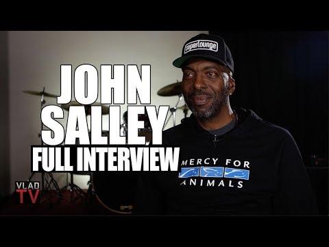 John Salley duży penis