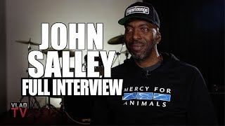 John Salley on OJ Simpson, Bill Cosby, Michael Jordan, Kawhi Leonard, KD (Full Interview)