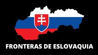 Fronteras de Eslovaquia