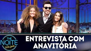 Baixar Entrevista com Anavitória   The Noite (01/08/18)