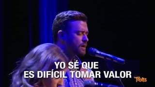 Justin Timberlake and Anna Kendrick  - True Colors [SUB ESPAÑOL]