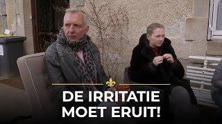 Chateau Meiland: Martien is geïrriteerd en chagrijnig