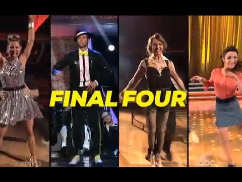 "DWTS Season 18 WEEK 10 (FINAL FOUR) : Dancing With The Stars 2014 ""5-19-14"""