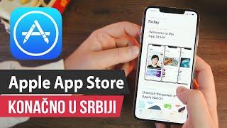 Apple App Store uskoro stiže u Srbiju, BiH, Crnu Goru