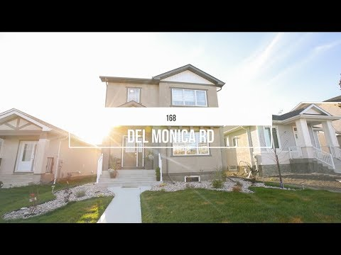 Beautiful Winnipeg Property Tour - 168 Del Monica Rd - Prolex Media