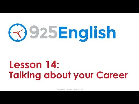 English for Job Interviews | Business English Pod :: Learn