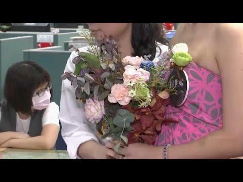 تايوان أول منطقة آسيوية تسجل رسميا زواج المثليين.. احتفالات ومباركة دينية…  - نشر قبل 15 دقيقة