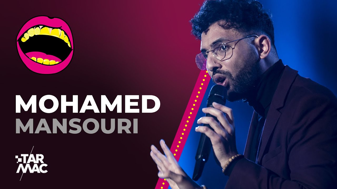 MOHAMED MANSOURI • TARMAC COMEDY