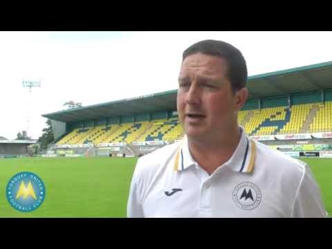 Inside TQ1 - Paul Cox on being appointed Torquay United manager 17/06/ 15
