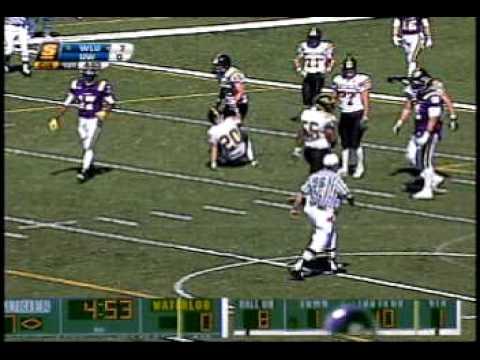 Football Highlights Ty Smith (NEW)