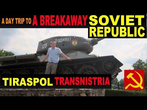 A Tourist's Guide to Tiraspol, Transnstria