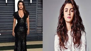 Priyanka Slays Her After Party Oscars 2017 Look   Alia Wants To Become Comedy Actress