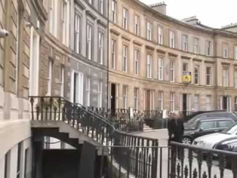Tour of Glasgow's West End