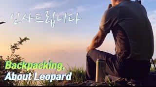 산정상 숲속에서 일출보며 힐링하는 백패킹 하루 #백패킹…