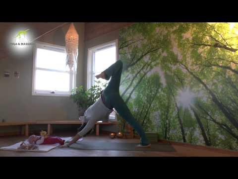 Baby Yoga – Spacious Hips