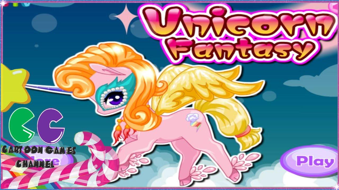 Pony reator unicornio de la fantasa My Little Pony juegos