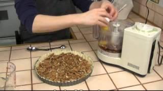 Gluten-free Maple Pecan Pie Www.angelguides.com