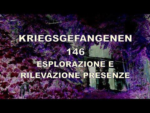 Kriegsgefangenen 146 - esplorazione e rilevazione presenze