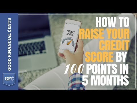 How to Raise Your Credit Score by 100 Points 🚀 (in 5 Months or LESS)