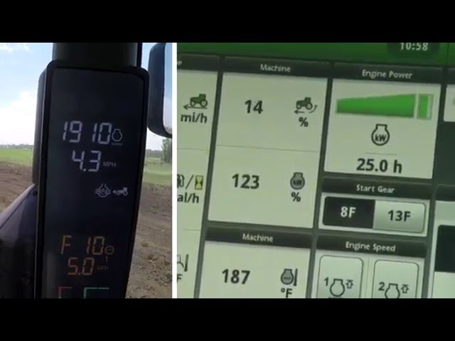 Operating the e23/e18 transmission, Part 7 - Tractor Does Not Respond Under Consistent Heavy Loads