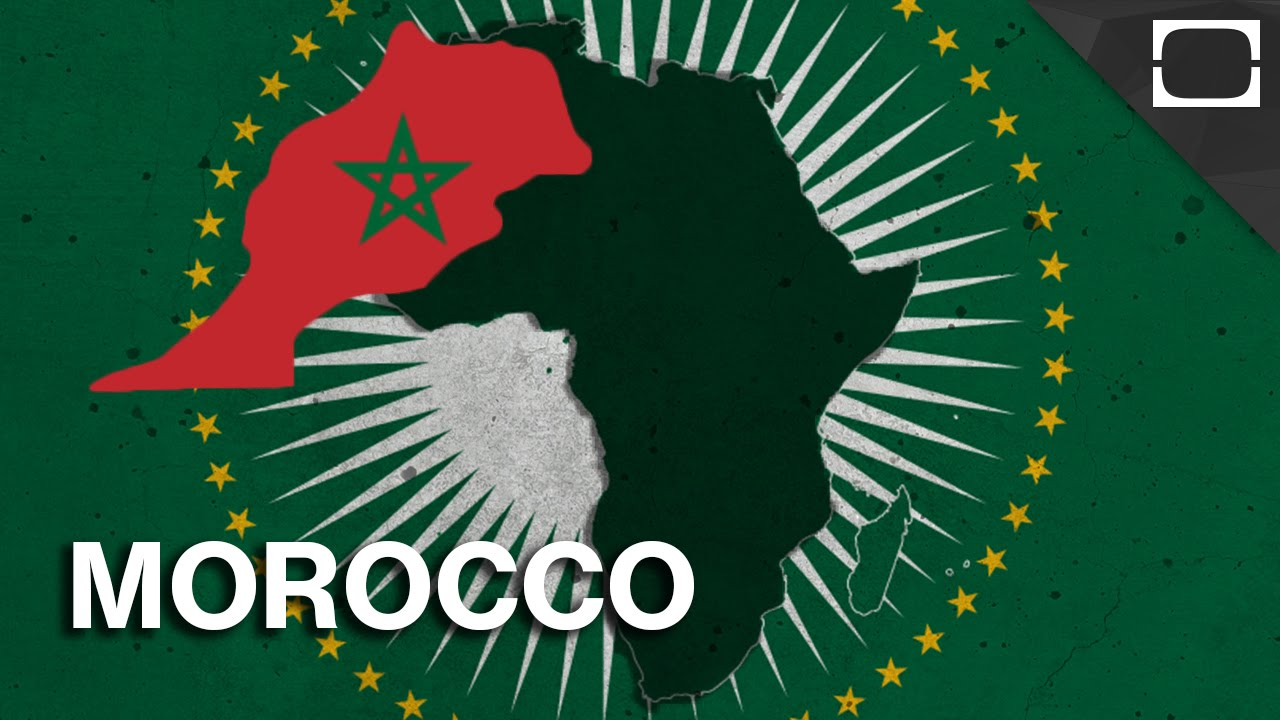 Image result for morocco african union