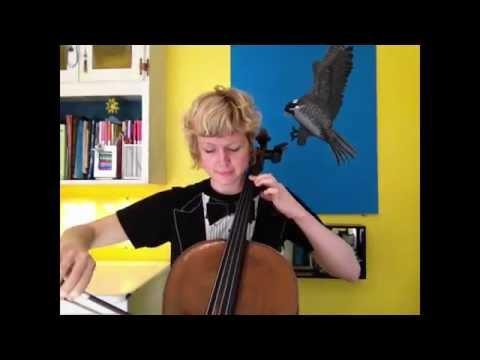 Pure Imagination for Solo Cello