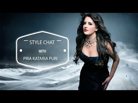 Style Chat With India S Resort Queen Pria Kataria Puri Youtube