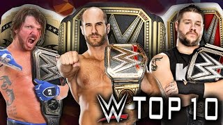 10 wwe wrestlers who need to win a world championship