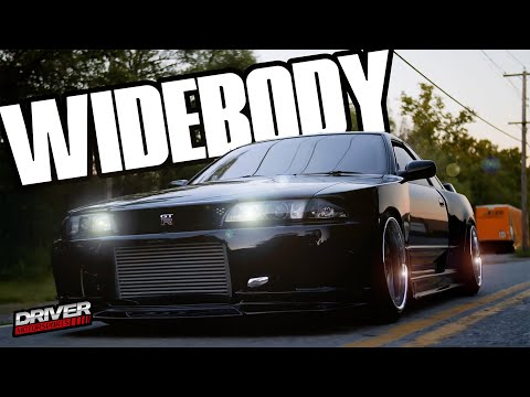 Nissan Skyline R32 GTR Widebody Bee*R RB26 From Driver Motorsports