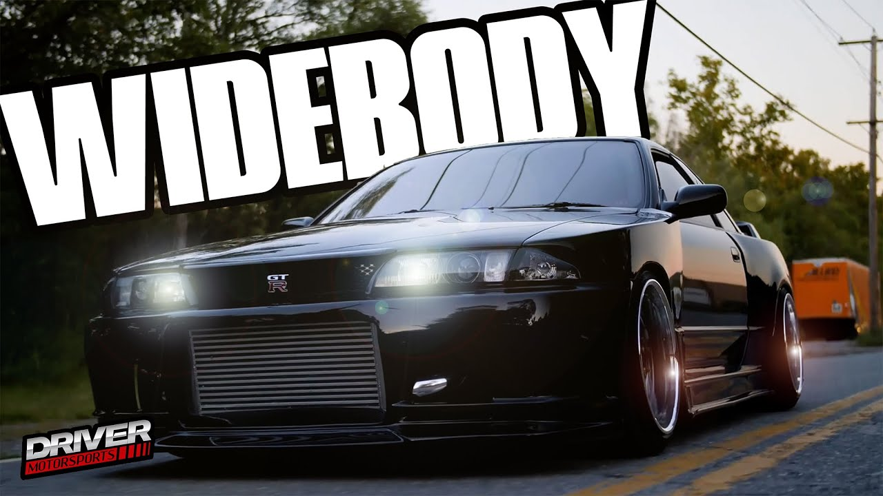 Nissan Skyline R32 GTR Widebody Bee*R RB26 From Driver ...