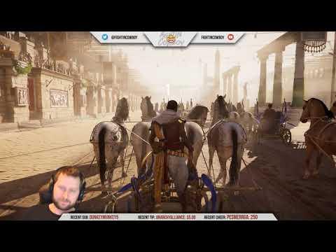 Assassin's Creed Origins - Let's Play Free Roam #1