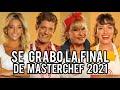 SE GRABÓ la FINAL de #Masterchef Celebrity: ¿Quiénes LLEGARON, qué pasó y CUÁNDO se verá al aire?
