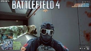 Вот это мне повезло :) Battlefield 4 beta