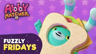 Abby Hatcher   Fuzzly Friday: Bozzly   PAW Patrol Official & Friends